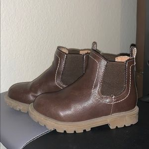 Buster brown toddler boys' booties